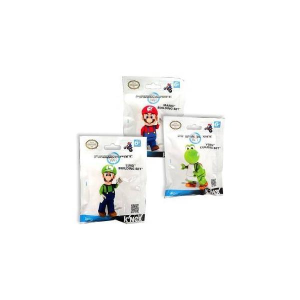 K'Nex Mario Kart WII Figure - Luigi
