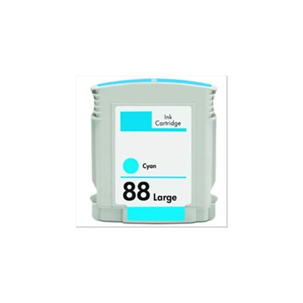 INK-JET COMPATIBILE CON HP 88XL C (C9391A)