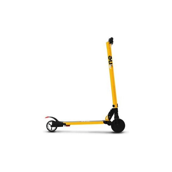 The ONE Scooter Elettrico Spillo 250W Sport Yellow
