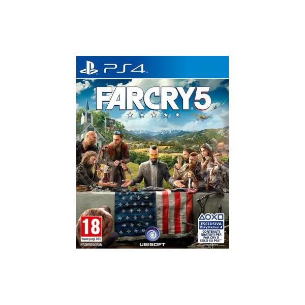 PS4 Far Cry 5
