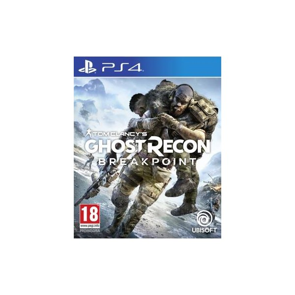 PS4 Tom Clancy's Ghost Recon Breakpoint EU