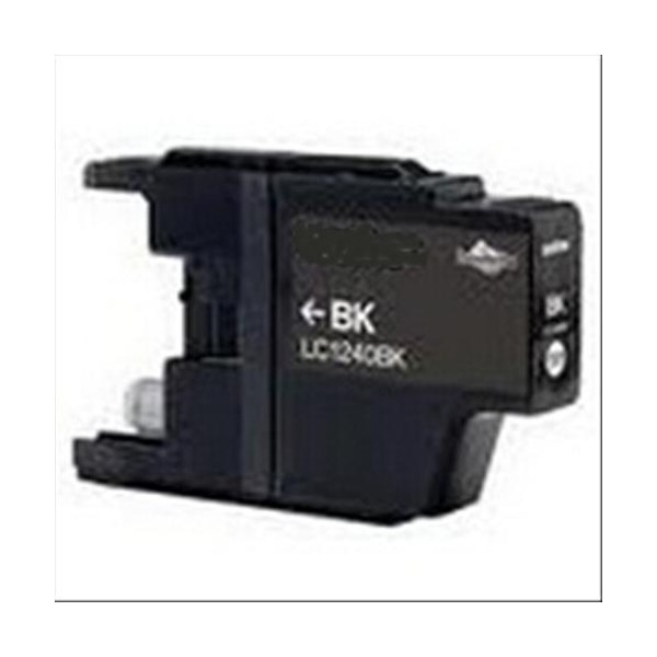 INK-JET COMPATIBILE CON BROTHER LC1280 BK