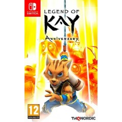 Switch Legend of Kay Anniversary