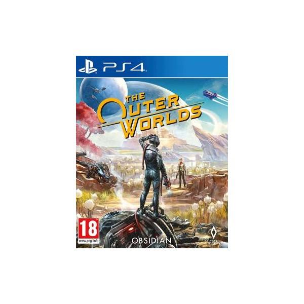 PS4 Outer Worlds EU