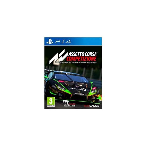 PS4 Assetto Corsa Competizione EU