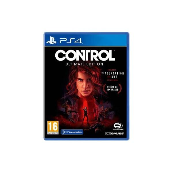 PS4 Control Ultimate Edition EU