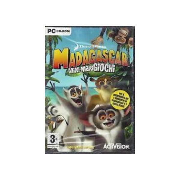 PC Madagascar Mini-Maxi Giochi