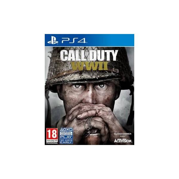 PS4 Call of Duty World War 2