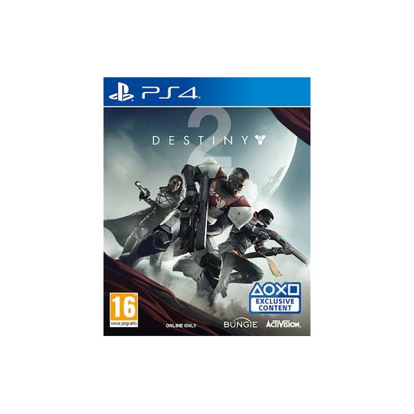 PS4 Destiny 2 - Standard Edition EU