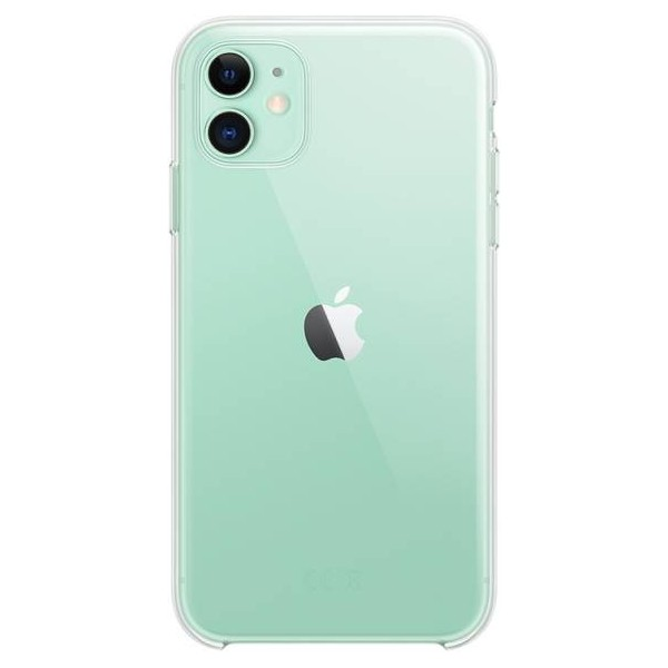 Apple iPhone 11 Clear Case - Clear