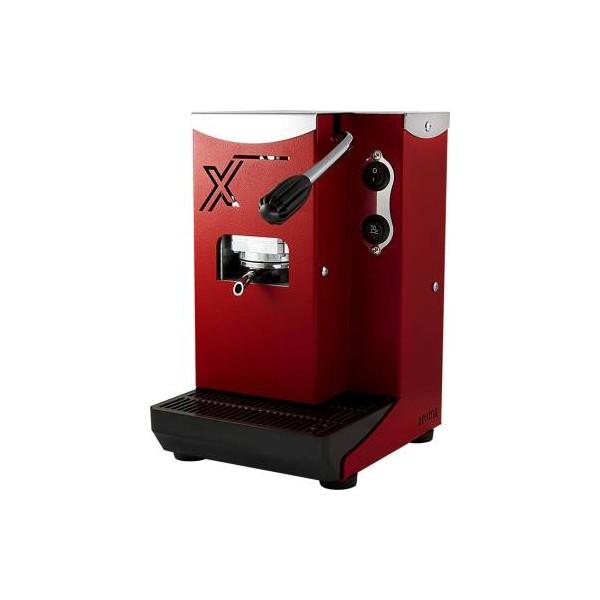 Aroma X Macchina da Caffè Cialde 44mm Rosso