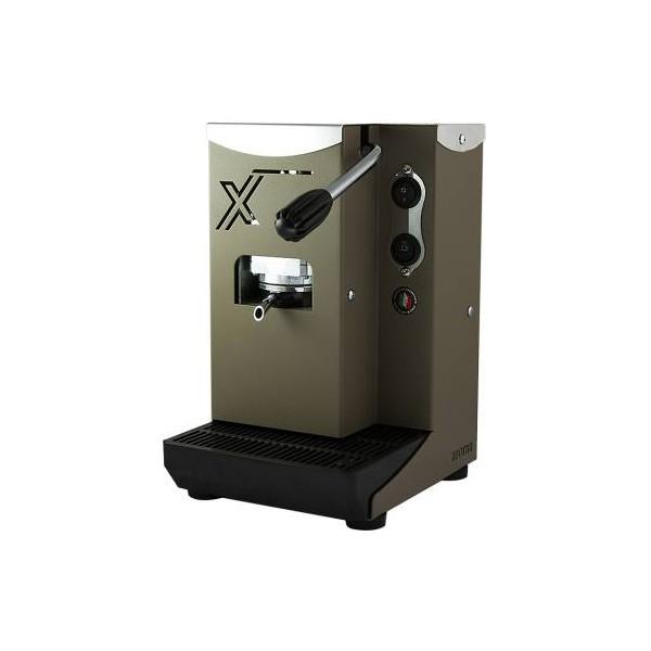Aroma X Macchina da Caffè Cialde 44mm Tortora