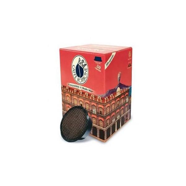 Borbone Capsule Compatibili A Modo Mio Miscela Suprema 50pz