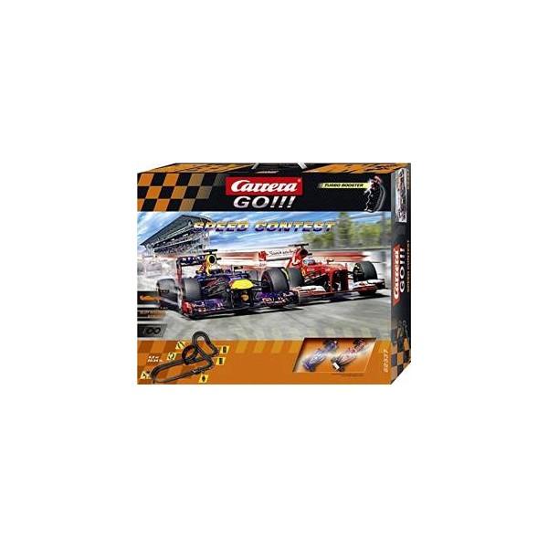 Carrera Pista GO!!! Speed Contest - 6,2 m