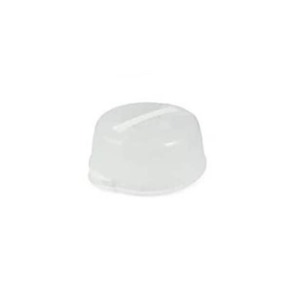 Galileo Porta Torta in Plastica 37X33,5X14cm Bianco