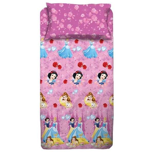 Hermet Completo Letto Disney Princess - Misura: Singolo V42