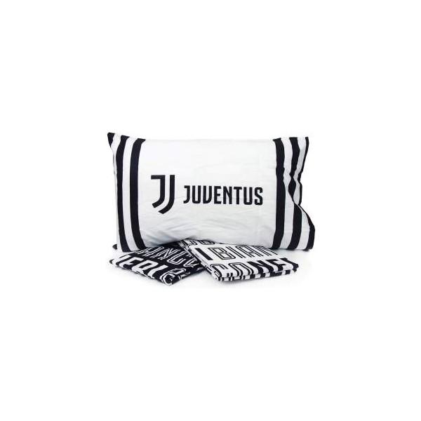 Hermet Completo Letto FC Juventus Cotone - Misura: Singolo V3