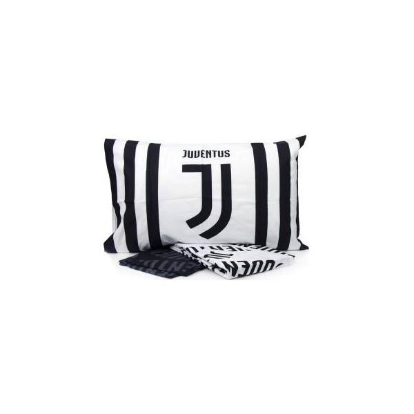 Hermet Completo Letto FC Juventus Cotone - Misura: Singolo V4