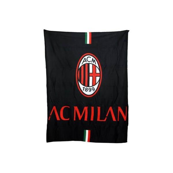 Hermet Plaid in pile AC Milan 120x150cm
