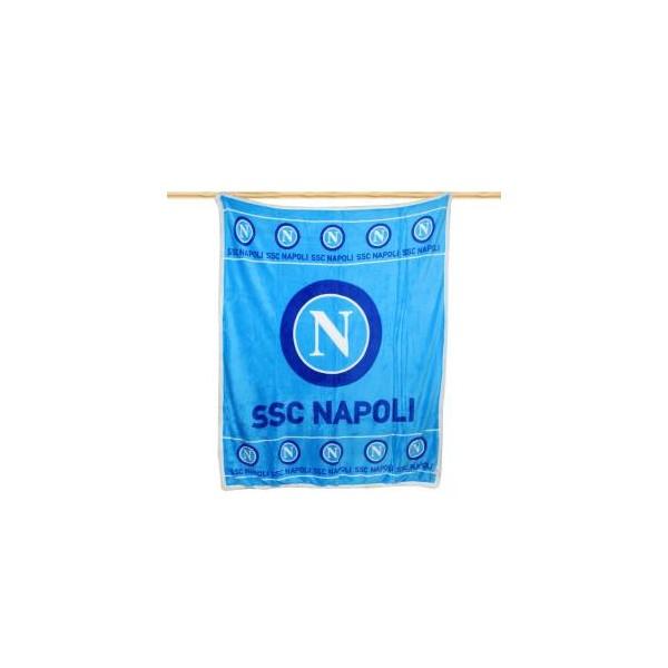 Hermet Plaid in pile SCC Napoli 120x150cm V2